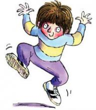 Cartoon image of Horrid Henry